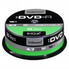 DVD-R 4,7GB 16x Speed Printable Cake 25τεμ.