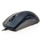 Mouse Wired Qi3-i1 Black