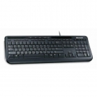 Keyboard Wired Microsoft 600 Greek Black