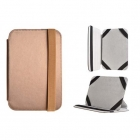 8 Universal Tablet Case brown