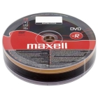 DVD-R 4,7Gb 10 Cake Box 16x Maxell