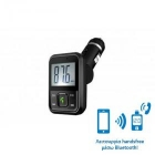 FM Transmitter Car Mp3 με Λειτουργία Handsfree Well