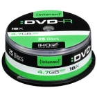 DVD-R 4,7GB 16x Speed Cake 25τεμ.