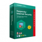 Kaspersky Internet Security 2018 MSB 1 User 1Y Box