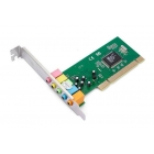 Κάρτα Ήχου Powertech PCI-e to 6 channel Audio