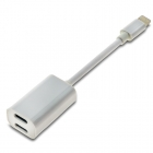 Adapter Lightning Cable Y White