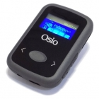 Mp3 Player Fm Radio Osio 8GB Οθόνη Grey