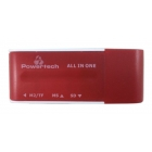 Card Reader Mini Powertech Red