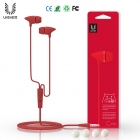 UIISII Handsfree C100 Round cable, RED