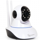 Rotating HD Wi-Fi Camera Gembird White