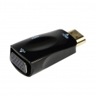 Adapter Cablexpert HDMI To VGA And Audio Singe Port