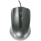 Mouse Wired Powertech 1000 dbi Black