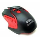 Mouse Wireless Gaming R-Horse Red/Black