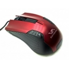Mouse Wired R-Horse Usb Red/Black GC