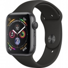 Apple Watch σειράs 4, SmartWatch gray/black, 44mm