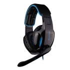 Headset Gaming SADES USB 7.1CH Snuk