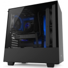 Case NZXT H500 Tempered Glass Matte Black
