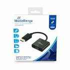 Adapter MediaRange HDMI High Speed to DisplayPort Converter