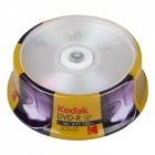 DVD-R Kodak 16x 4.7GB 25-Pack CakeBox
