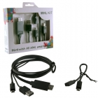 Cable MHL(Micro-USB 5 PINS to HDMI) Adaptor