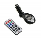 FM Transmitter Car OG15 Remote Control  LCD SD USB
