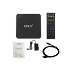 Android Tv Box M9X 6.0 Amlogic S905X 3GB/32GB 4K