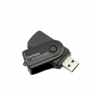 Card Reader All-in-One USB 2.0 Black