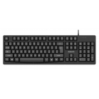 Keyboard Wired Philips K214 Black