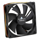 Case Fan Powertech 12cm Black
