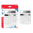 Calculator MP PE028 12 Ψηφία White