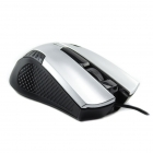 Mouse Wired R-Horse Grey/Black GC