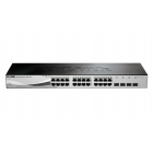 Switch 24 Port Gigabit D-Link DGS-1210-28 4 Port SFP