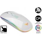 Gaming Mouse Wireless Alcatroz Air LFX 7 1600cpi White