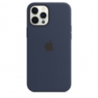 Θήκη i-Phone 12 Pro Max 6.7 Silicone Navy OR