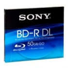 Blu-Ray Disc 50GB Sony Bd-R 4x Jewelcase Singlepack 1P