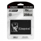 Δίσκος Kingston SSD KC600 256GB Sata III