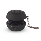 Portable Speaker Setty 2.5Watt 180mAh Black