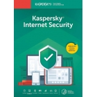 Kaspersky Internet Security 2019 3 User 1 Year