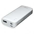Power Bank MediaRange 5.200mAh with Built-in torch