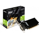 Κάρτα Γραφικών Nvidia MSI GeForce GT 710 LP 1GB DDR3
