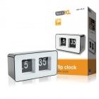 Ρολόι Ρετρό Bacic 10 Flip Clock Black/White