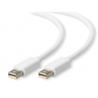 Cable Mini DisplayPort (M) σε Mini DisplayPort (M) 3m White