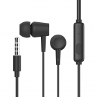 Earphones Celebrat G13 With Mic 10mm Cable 1.2 Black