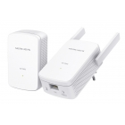 PowerLine Mercusys Gigabit AV1000 V1.0 300Mbps White