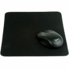 Mousepad Gembird Black/Red/Grey