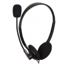 Headset Gembird With Volume Control Black