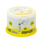 CD-R Maxell Printable 80min 700mb 52x 50 Spindle