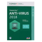 Kaspersky Anti-Virus 2018 1 User 1 Year EU