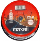 CD-R Maxell Music XL-II 80min 700MB 16x 25 Cake Box