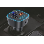 FM Transmitter Car Blow Powertech PT-805 Black